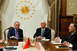 Thổ Nhĩ Kỳ đồng ý ngừng bắn