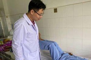 Giúp người phụ nữ đi lại được sau khi bị liệt chân vì ung thư di căn