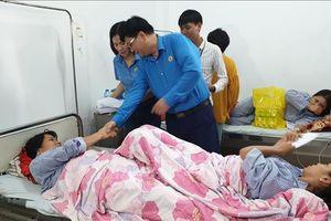 Vụ nghi ngộ độc khí tại Công ty Golden Victory: Nhiều công nhân đã ổn định sức khỏe, xuất viện