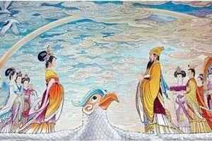 Ngọc hoàng Thượng đế và Vương Mẫu nương nương có phải vợ chồng?