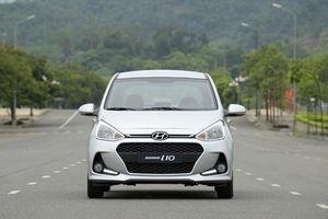 Hyundai Grand i10 tiếp tục thống trị phân khúc xe cỡ nhỏ