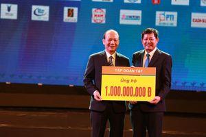 Tập đoàn T&T Group ủng hộ 1 tỷ đồng Quỹ Bảo trợ trẻ em Hà Nội