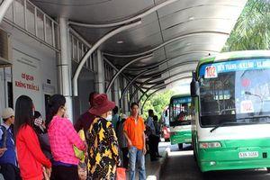Người dân TP.HCM chưa hài lòng với chất lượng vận tải xe buýt