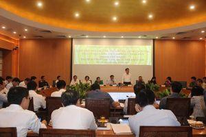 TP Hà Nội sẽ liên tục giám sát chất lượng nguồn nước sông Đà