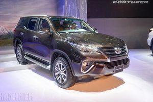 SUV 7 chỗ: Fortuner hút khách, Trailblazer và Pajero Sport chật vật thoát ế