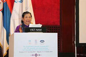 Dư luận quốc tế đánh giá cao phát biểu của Phó Chủ tịch Thường trực Quốc hội Tòng Thị Phóng tại ipu-141