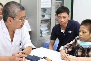 Thiếu niên 18 tuổi ghép phổi đầu tiên ở BV Việt Đức ra viện