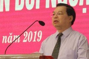 Hội nghị tập huấn công tác thông tin đối ngoại