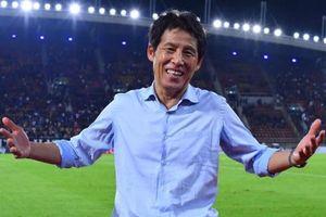 HLV Nishino: 'Bóng đá Thái Lan có thể cạnh tranh với những đội mạnh của châu lục'