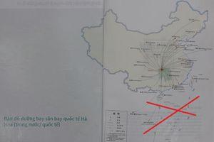 Tổng cục Du lịch siết chặt các công ty lữ hành sau vụ Saigontourist bỏ sót 'đường lưỡi bò'