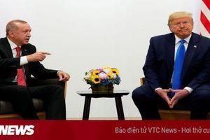 Tổng thống Thổ Nhĩ Kỳ tuyên bố không quên bức thư 'bất lịch sự' của ông Trump