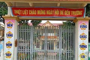 Thanh Hóa: Cô giáo mầm non xin ra khỏi ngành sau 13 năm cống hiến