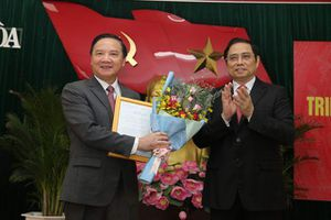 Bộ Chính trị công bố các quyết định về nhân sự tại tỉnh Khánh Hòa