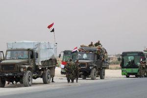 Quân Syria đi vào thị trấn chiến lược ở miền Bắc sau 7 năm