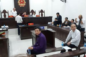 3 cựu cán bộ Cục Đường thủy bị phạt 17 năm tù