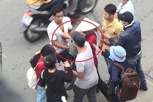 Các nạn nhân bị băng móc túi đánh tơi bời ở TP.HCM