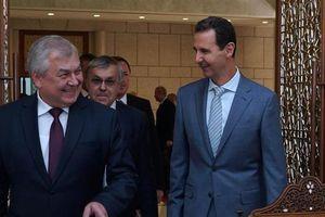 Tổng thống Assad: Tất cả lực lượng quân đội nước ngoài phải rút khỏi Syria