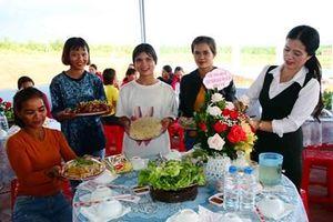 Công ty 75 Tổ chức Hội thi 'Mâm cơm gia đình' Việt Nam