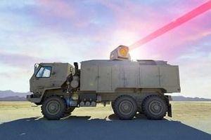 Quân đội Mỹ phát triển vũ khí laser hiệu suất cao