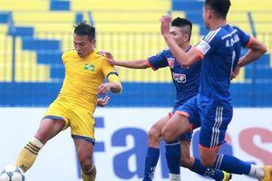 Vòng 25 V-League 2019: Căng như dây đàn