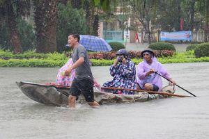 Chủ động ứng phó diễn biến bất thường của mưa bão