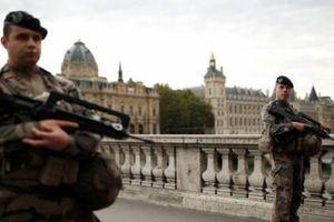 Pháp đập tan âm mưu khủng bố 'lấy cảm hứng' từ vụ 11/9