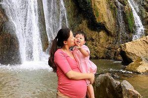 Bị chê mặc xuề xòa khi mang thai lần 4, MC Minh Trang nói gì?
