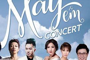 'Mây và em'- Chương trình ca nhạc dành tặng phái đẹp nhân ngày 20.10