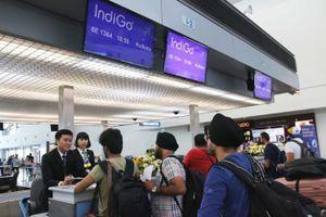 Hàng không Ấn Độ có chuyến bay đầu tiên đến TP.HCM