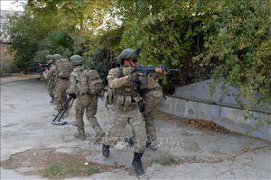 Thổ Nhĩ Kỳ sẵn sàng tiếp tục chiến dịch nếu thỏa thuận ngừng bắn không được thực thi