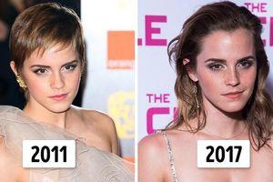 13 mái tóc thay đổi diện mạo của dàn sao nổi tiếng thế giới