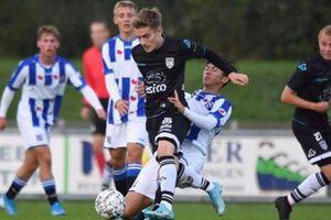 Nhờ điều này, Văn Hậu sắp có cơ hội ra mắt đội 1 Heerenveen