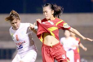 Tiền đạo Huỳnh Như chưa muốn ghi 'bàn thắng cuộc đời'