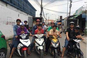 Hiệp sĩ Nguyễn Thanh Hải chính thức rời câu lạc bộ phòng chống tội phạm