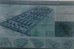Thanh Hóa: Dự án Cụm công nghiệp Thái Thắng tạo việc làm cho hơn 1.000 lao động đang chậm tiến độ vì người dân chưa bàn giao đất
