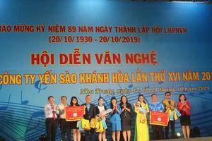 Yến sào Khánh Hòa: Hội diễn văn nghệ chào mừng Ngày Phụ nữ Việt Nam