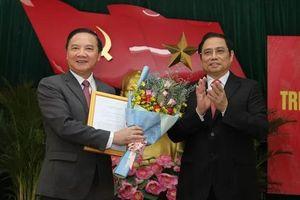 Đồng chí Nguyễn Khắc Định giữ chức Bí thư Tỉnh ủy Khánh Hòa nhiệm kỳ 2015 – 2020