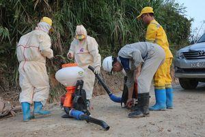 Vụ nước sạch sông Đà nhiễm dầu: Tiến hành khử trùng, thả 'vi sinh ăn dầu' để xử lý nước