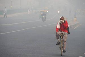 40.000 vận động viên tham gia cuộc thi chạy marathon ở thành phố ô nhiễm nhất thế giới