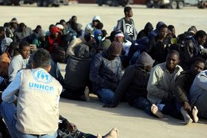Libya giải cứu gần 150 người di cư