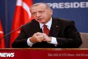 Tổng thống Thổ Nhĩ Kỳ dọa 'đánh dập đầu' người Kurd