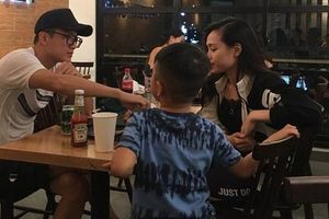Chí Nhân thân thiết bên bạn gái lạ, nghi vấn chia tay Minh Hà