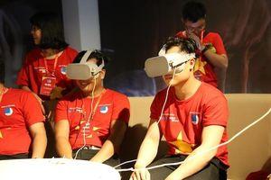 Trải nghiệm tác hại ma túy qua công nghệ thực tế ảo
