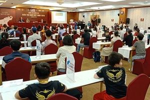 Cuộc thi Siêu trí nhớ đầu tiên tại Việt Nam