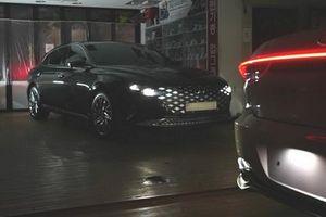 Sedan Hyundai Grandeur 2020 mới lộ diện trước thềm ra mắt