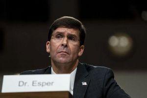 Rút quân khỏi Syria, Mỹ tiếp tục truy quét IS ở miền Tây Iraq