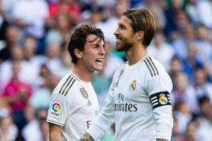 Bất ngờ thất bại trước Mallorca, Real Madrid mất ngôi đầu