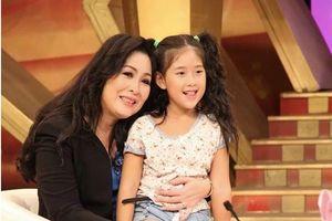 Con gái của NSND Hồng Vân và Lê Tuấn Anh xinh đẹp, có năng khiếu diễn xuất