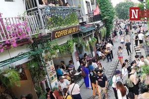 Dẹp bỏ xóm cafe đường tàu: Điều tiếc nuối từ góc nhìn du lịch