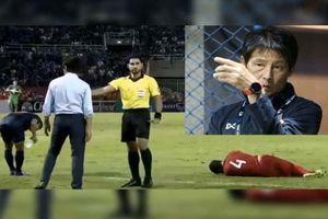 Chê học trò ông Park thiếu chuyên nghiệp, HLV Nishino tự chê chính mình